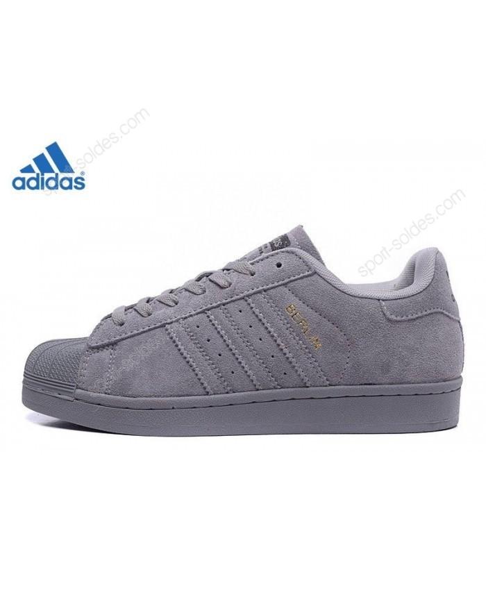adidas superstar gris