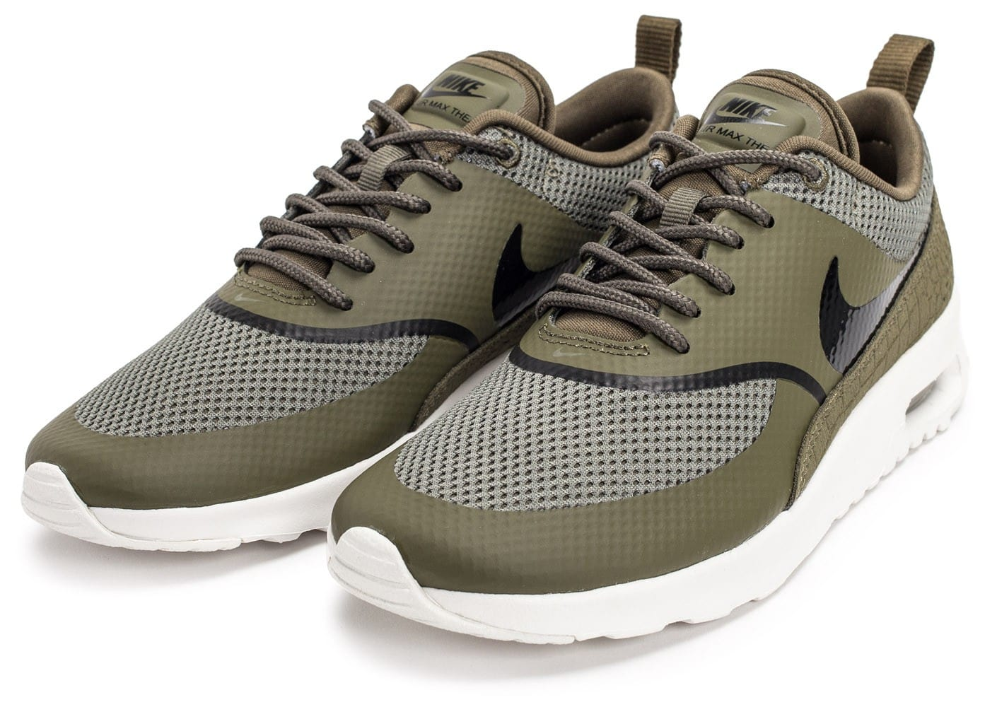 air max thea femme olive